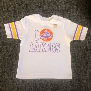 NEW Los Angeles Lakers Old Navy T-Shirt
